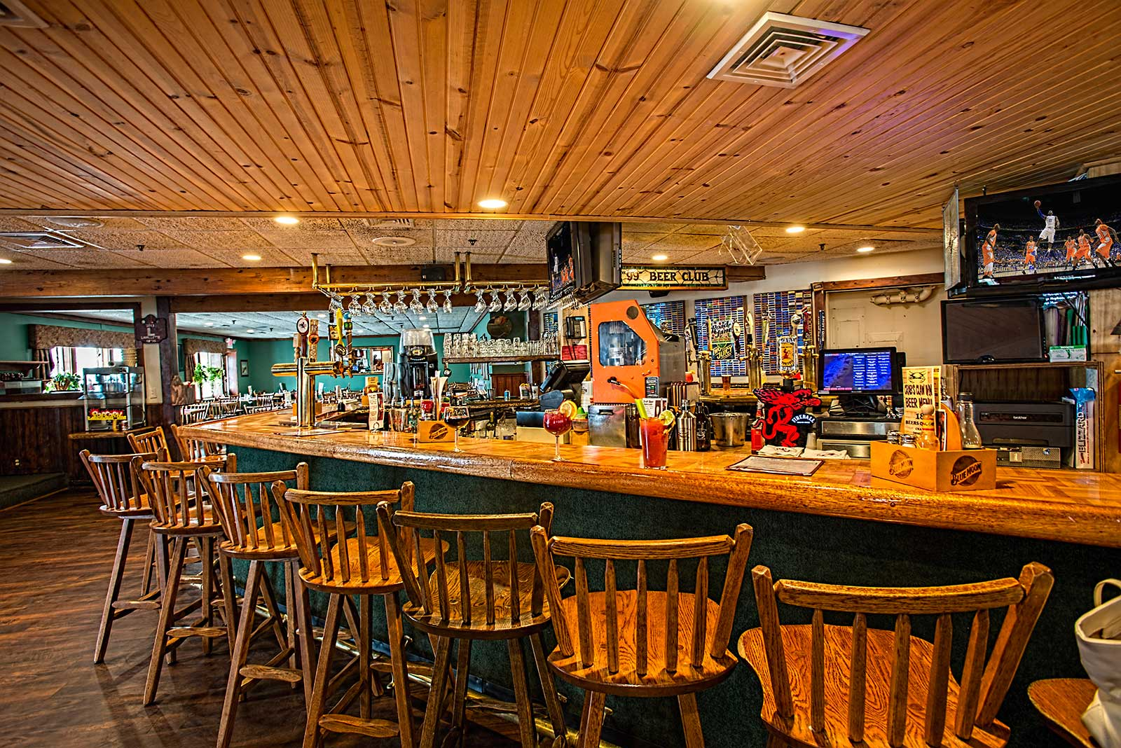 Bars Lavallette New Jersey The Crabs Claw Inn NJ